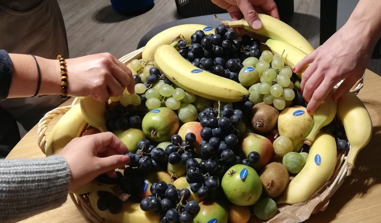 photo 1 – fruits avec étiquettes 3